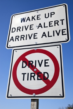 Drowsy Driving Laws