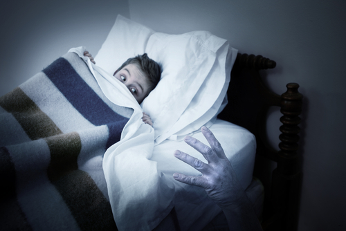 Night Terrors Vs Nightmares: How to Deal with Your Terrified