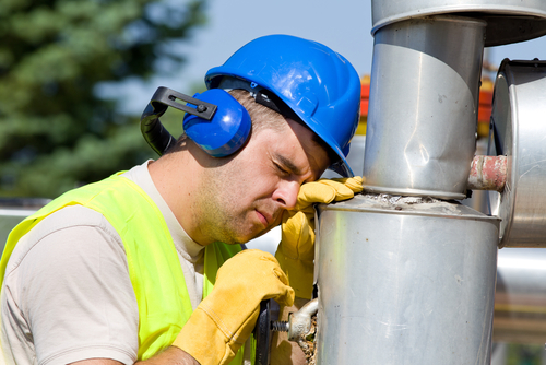 Being tired on the job can lead to severe injuries or worse.