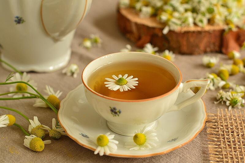 Tea can help you detox and relax before bed