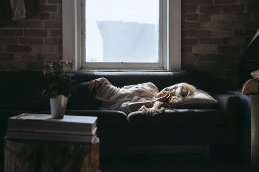 An afternoon nap may be just what you need.