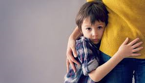 Separation Anxiety in children is common.