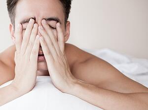 Low blood sugar can even affect how you are sleeping.