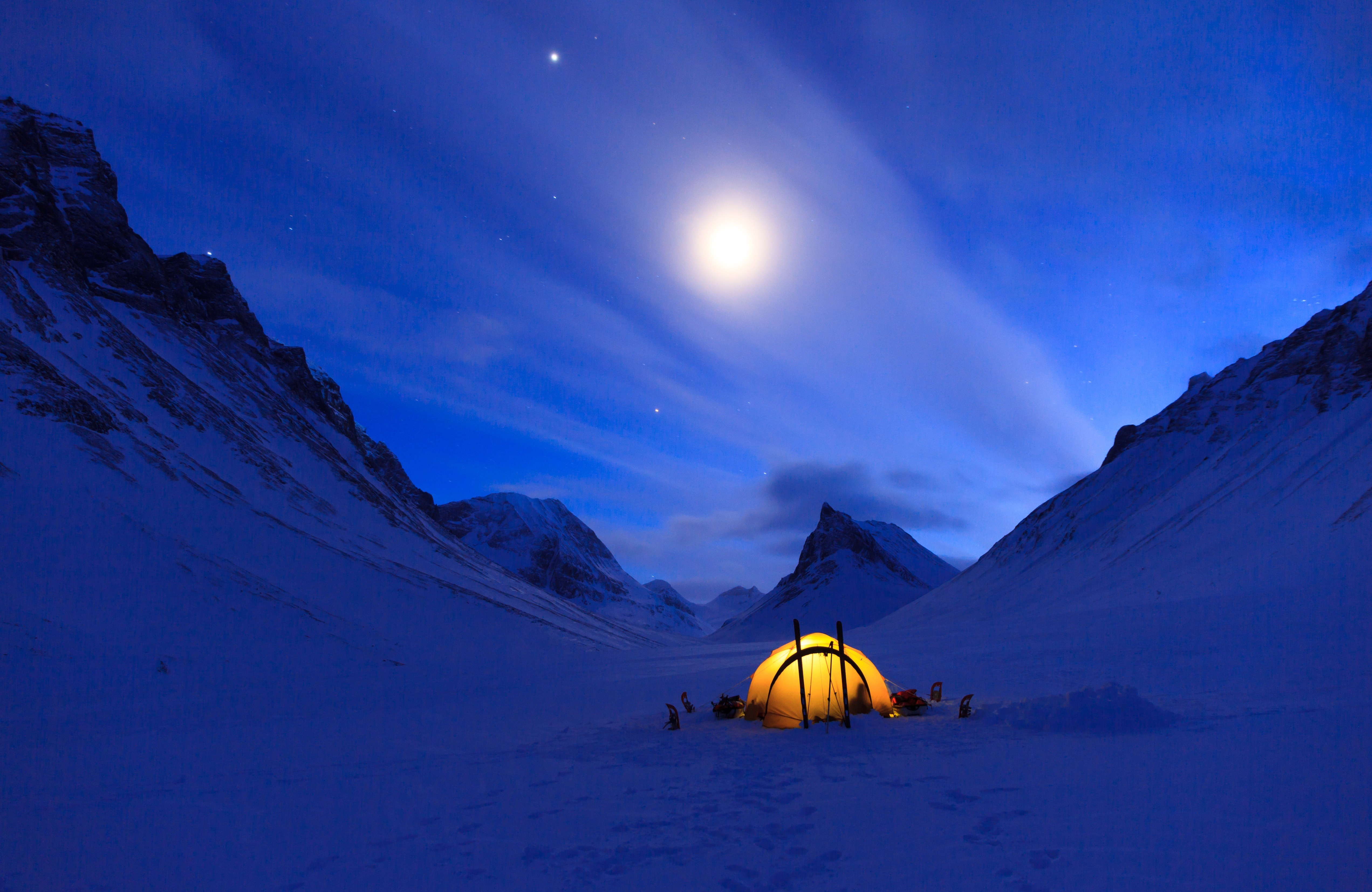 Camping: The Natural Cure for Insomnia