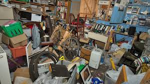 Hoarding Leads to constant stress while at home.