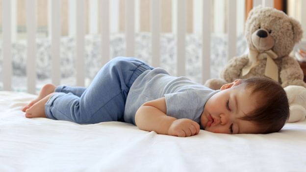 How Baby's Sleep Position Affects Her Motor Development