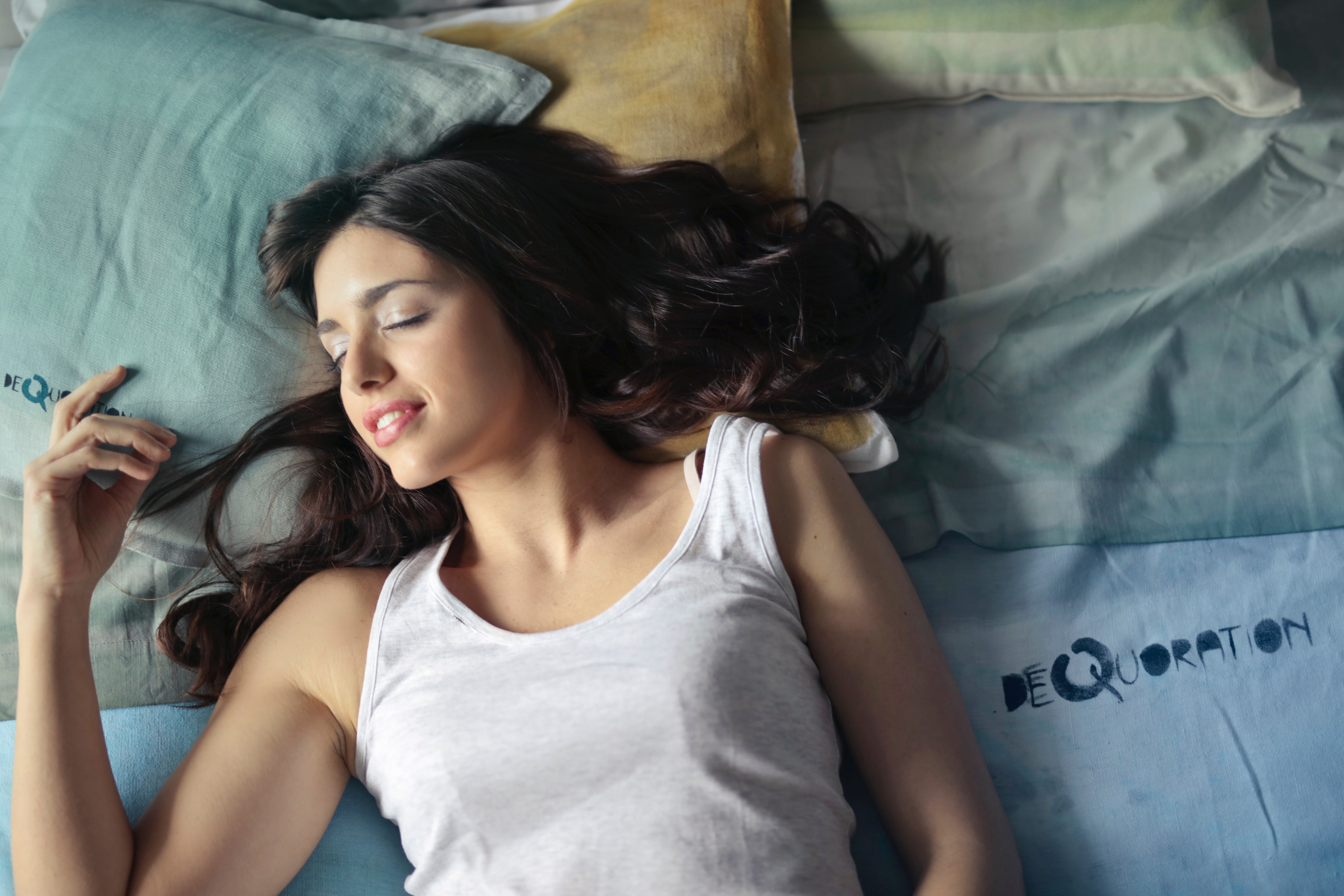 Supplements That Get You a Better Night's Sleep